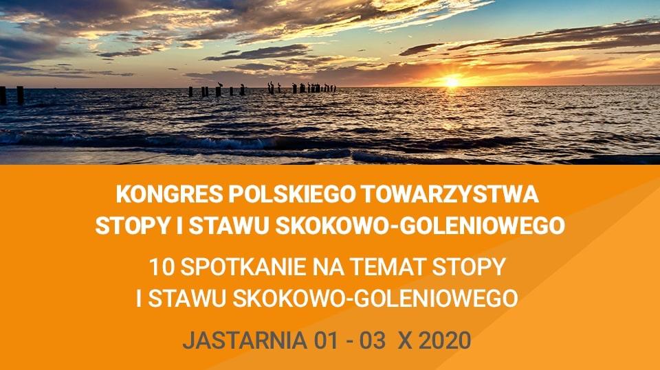 kongres polskiego towarzystwa stopy i stawy skokowo goleniowego