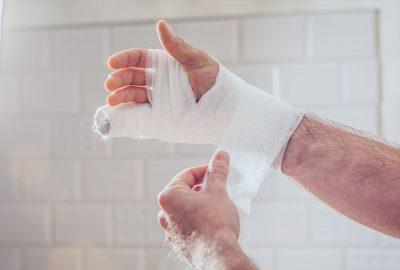 operacje zlaman palca