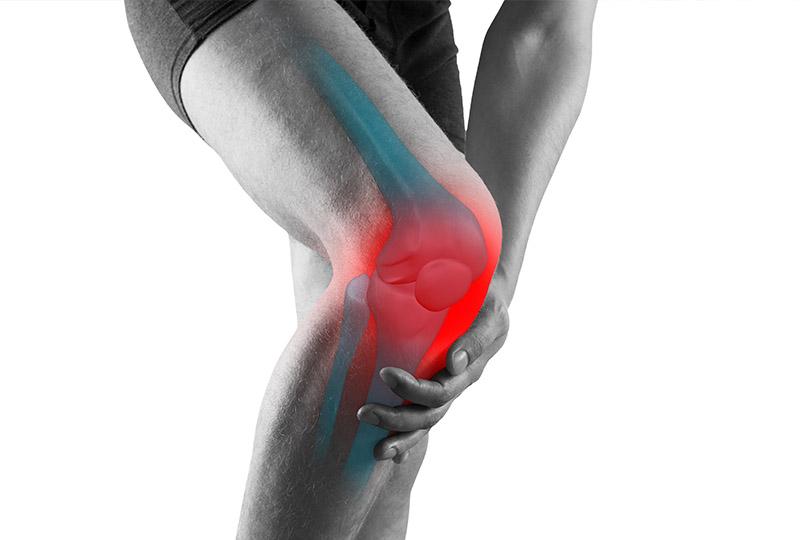 bol kolana przyczyny