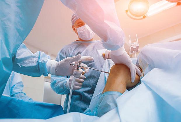 operacje artroskopowe warszawa