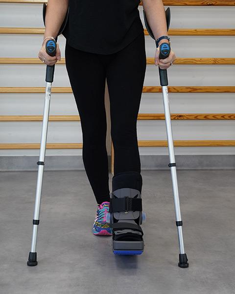 rehabilitacja ortopedyczna stopy