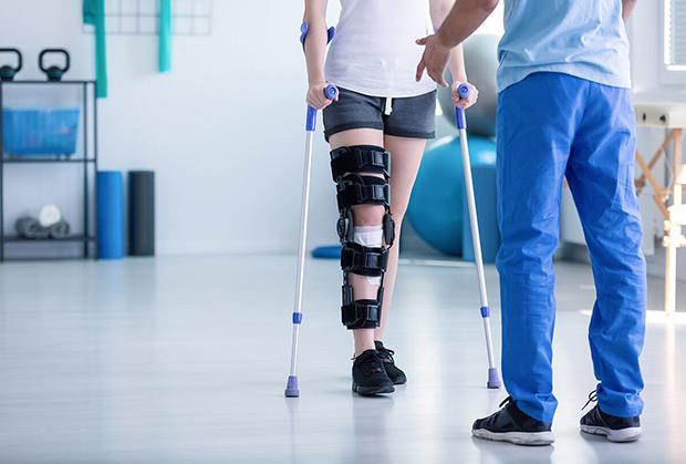 rehabilitacja po artroskopii kolana