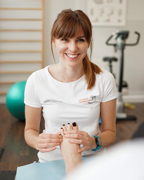 rehabilitacja stopy cm medicum