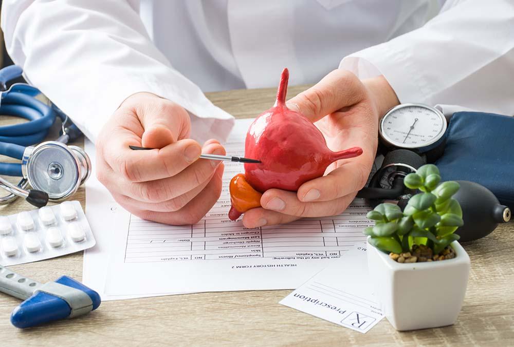 jakimi chorobami zajmuje sie urolog